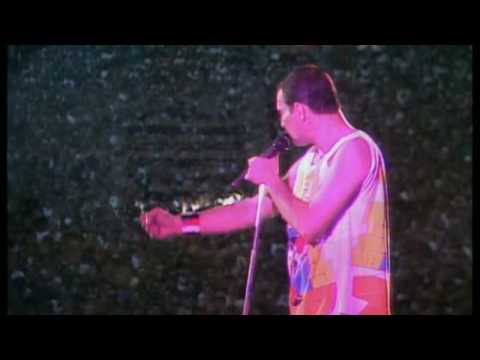Queen - Is this the world we created (Live At Wembley)