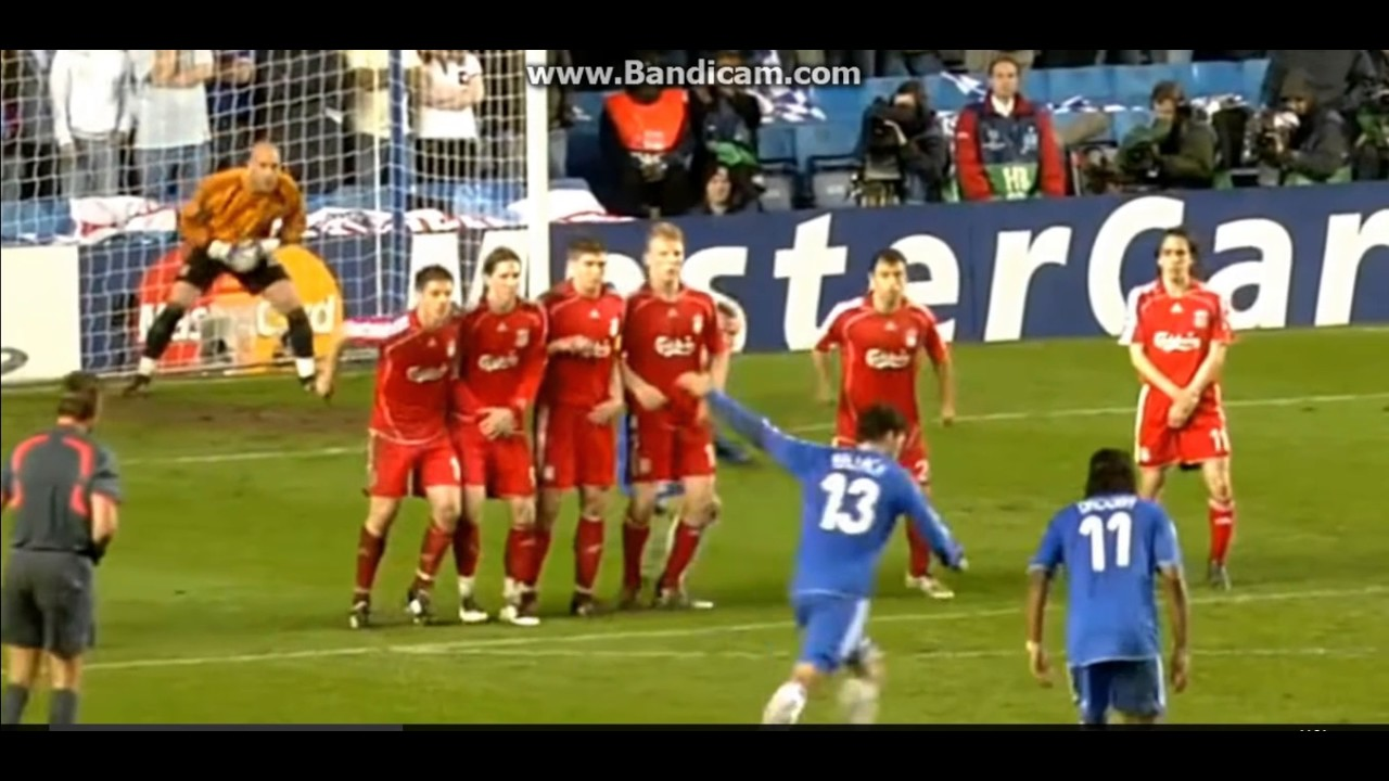 Champions League Classic Chelsea 3 2 Liverpool Aet 2007 08 Semi Final 2nd Leg English Commentary Youtube