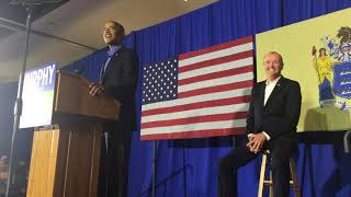 President Barack Obama's opening statements during rally for Phil Murphy