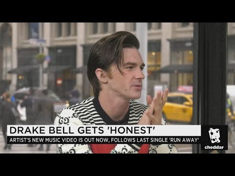 Drake Bell on Cheddar