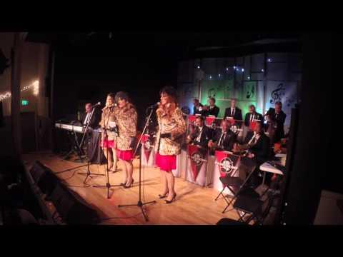 Wartime Radio Revue at Pasadena Ballroom Dance Association
