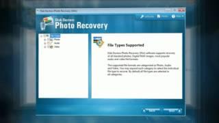 видео инструкция к Photo Rescue