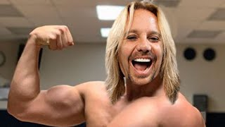 Vince Neil - From Fat to Fit, Getting in Shape for Motley Crue Tour