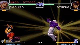 【TAS】 KOF 2002 MAGIC PLUS II - OROCHI YASHIRO