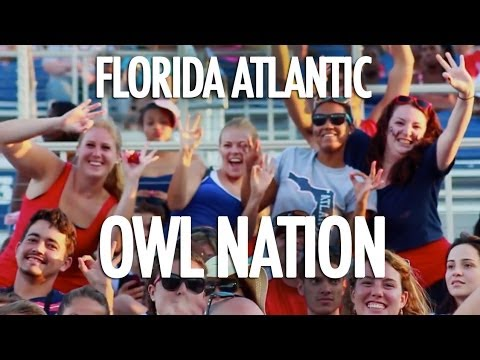 Florida Atlantic Owl Nation