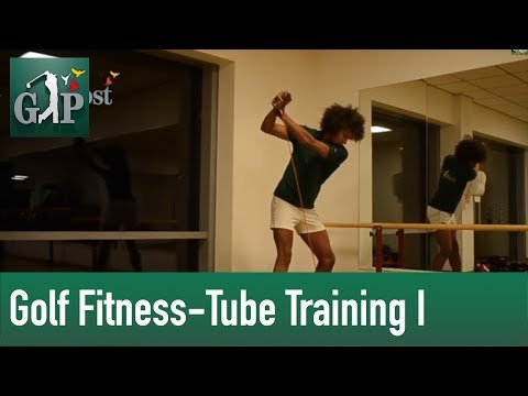 Golf Fitness – Tube Training I by Golf Post