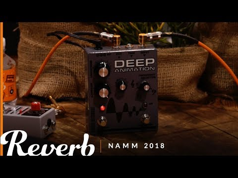 Death By Audio Deep Animation | Winter NAMM 2018