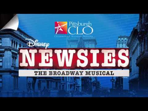 Pittsburgh CLO's NEWSIES • July 18-23