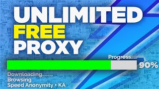 Unlimited Free Proxy Setup in Windows 10! screenshot 1