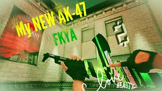 Critical Ops (CZ) - My new AK-47 FKYA (gameplay)