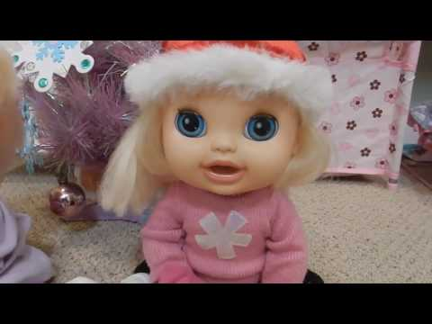 Baby Alive Christmas Competition