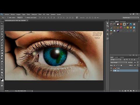 Observando - Tutorial Photoshop CC 2014