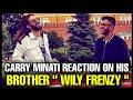 Carry Minati's Emotional Reaction On His Brother Wily Frenzy Aka Yash Nagar, Yalgaar Music Composer