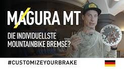 Die individuellste MTB-Bremse? - MAGURA #customizeyourbrake im Überblick