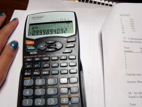 how to calculate linear regression with your sharp el 531wh rh youtube com sharp el-531wh scientific calculator manual sharp el 531vh user manual