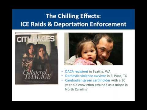 Executive Orders and Immigration Raids: Implications for the Southeast Asian American Community