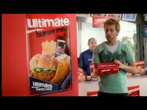 KFC Ultimate Burger Meal