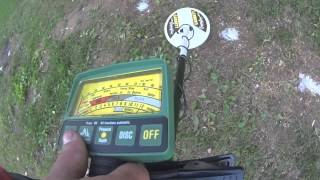 Garrett Grand Master Hunter II Metal Detector In Depth Test