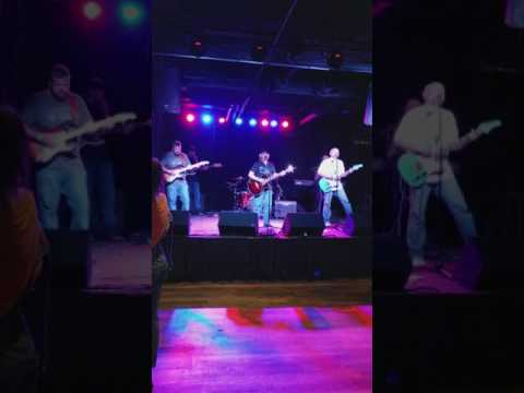"Mike McCarroll Band live ""Cash Crop"" July 22, 2017"