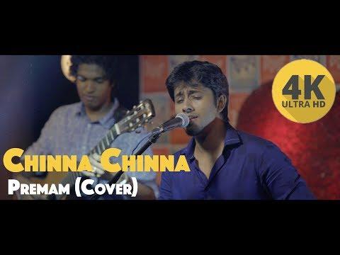 Chinna Chinna - Premam (Cover) | Akhil Murali | Abin Sagar | 4K