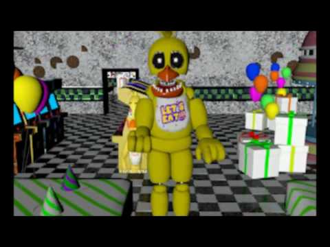 Shattered  Trading Yesterday  FNAF Animation
