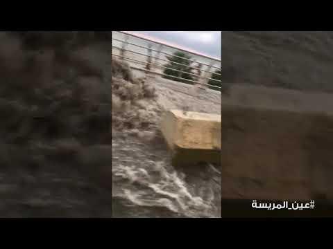 مياه الأمطار اجتاحت عدد من الطرقات في مختلف المناطق اللبنانية