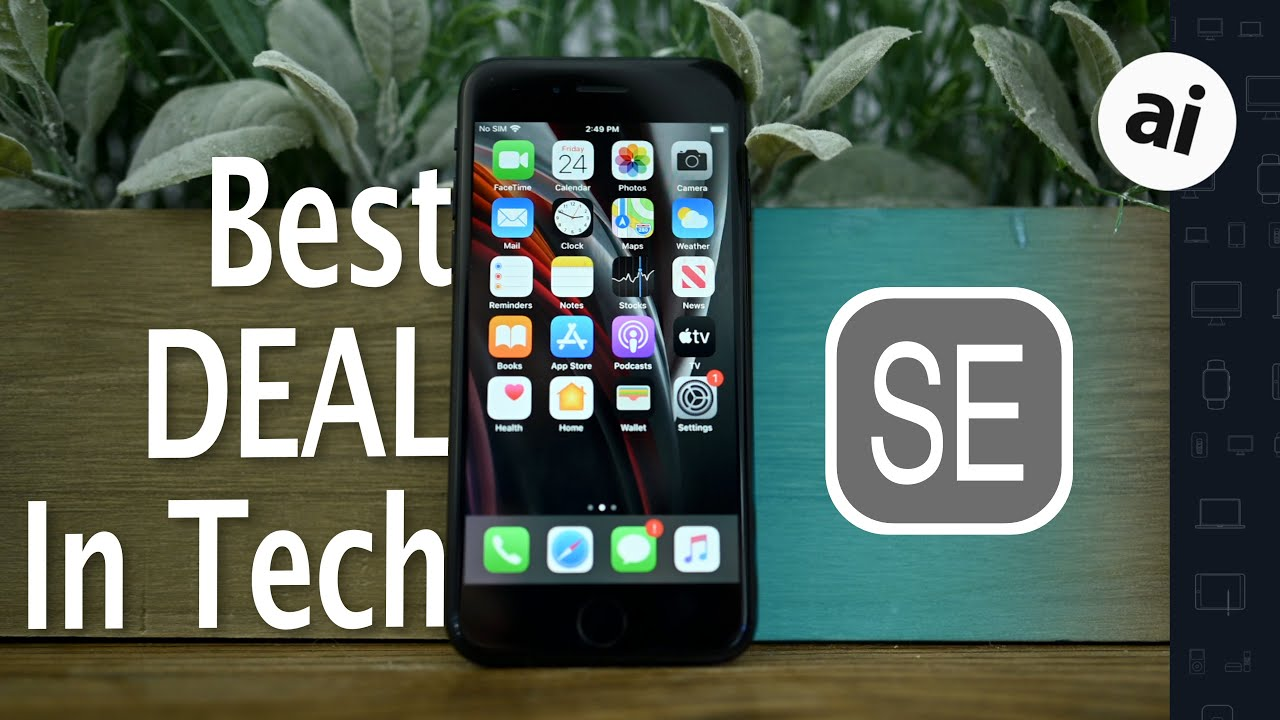 Despite an unassuming nature, iPhone SE is the best deal in tech