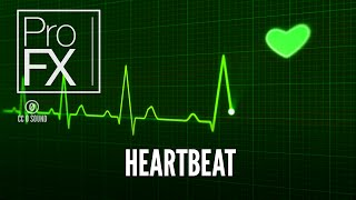 Heartbeat | Best sound effects | ProFX (Sound, Sound Effects, Free Sound Effects)