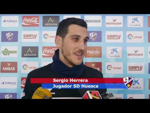 Declaraciones de Sergio Herrera 17/01/2017