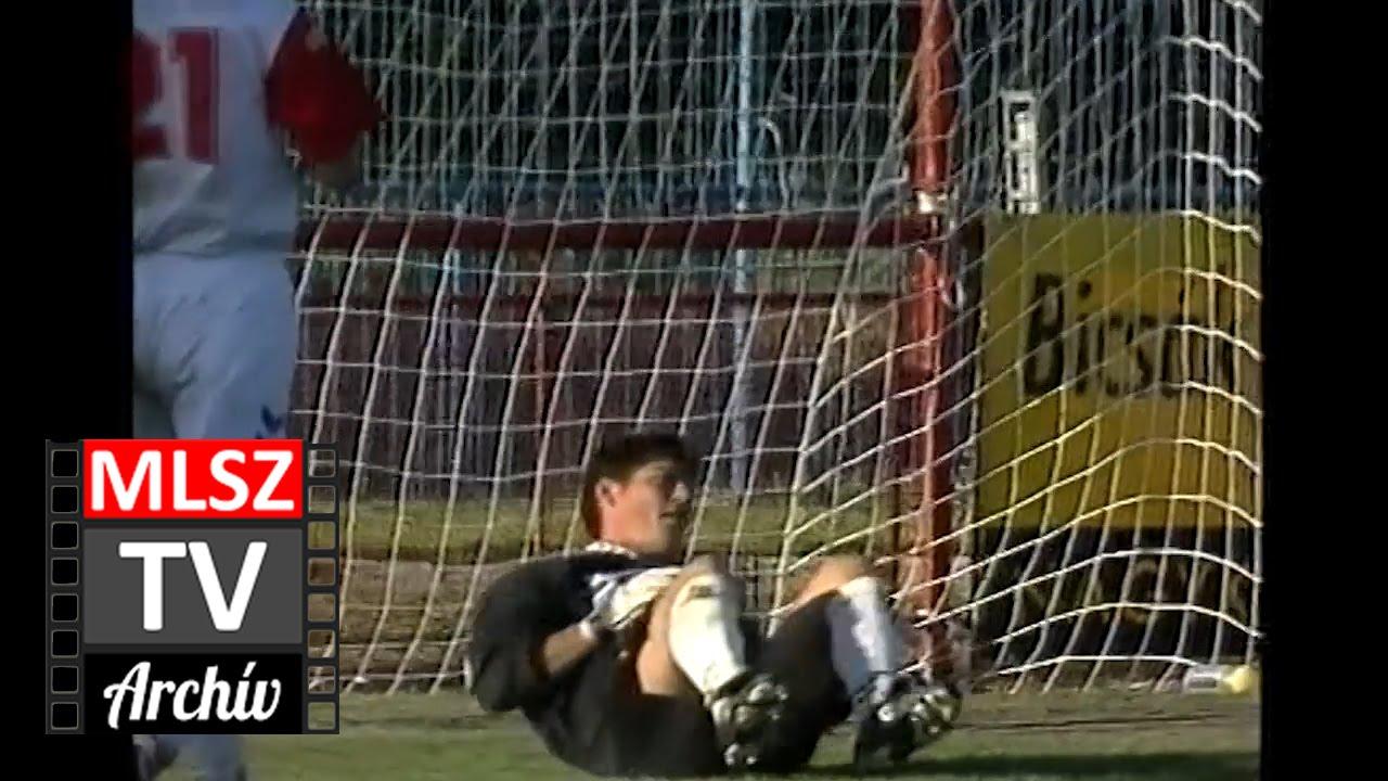 Nagykanizsa-Újpest | 2-4 | 2000. 08. 26 | MLSZ TV Archív