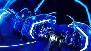 【上海ディズニー】トロン:ライトサイクルパワーランに乗る【アトラクション紹介】