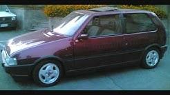 Fiat Uno Turbo Tipino