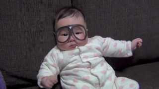 似てると言われたのでメガネを作ってみたら・・・