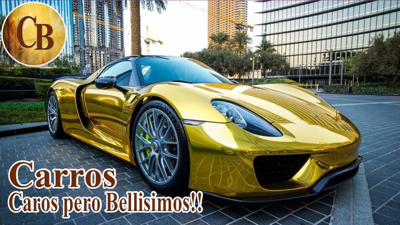 Top 10 Autos Deportivos M 225 S Caros Del Mundo 2017 2018 Youtube