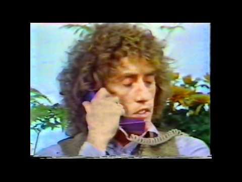 Roger Daltrey & Kenny Jones On Swap Shop   1979
