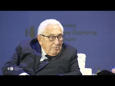 Kissinger Optimistic China and U.S. Can Avoid Wider Conflict