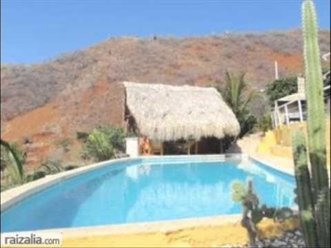 Casas en Venta en Santa Marta Vendo Casa en Taganga Colombia Bienes Raices Código: 061PBF