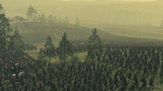 Battle of the Catalaunian Plains Cinematic Film - Total War Attila cмотреть видео онлайн бесплатно в высоком качестве - HDVIDEO