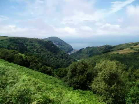 landscape of england