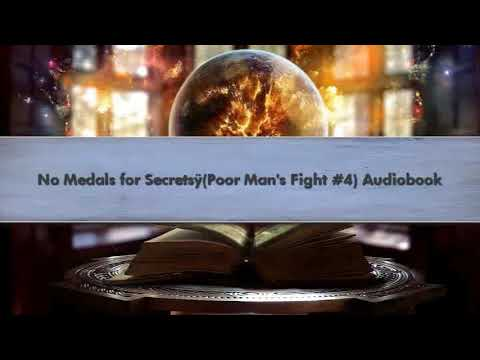 No Medals for Secrets (Poor Man's Fight #4) Audiobook