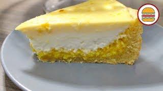 Пирог с апельсиново-творожной начинкой. Сладкий пирог с творогом и апельсинами.