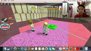 roblox escape the hospital [ ZS cakely Gamer ]
