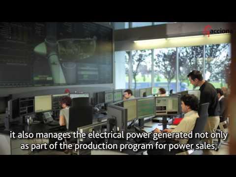 The Renewable Energy Control Centre of ACCIONA