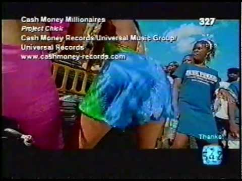 Cash Money Millionaires- Project Chick (BOX Version)