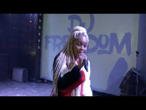 LLM Recap: Dj Freedom Presents Toast to the Queen  Azia 2019