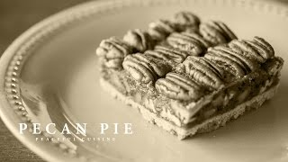 [No Music] How to make Pecan Pie