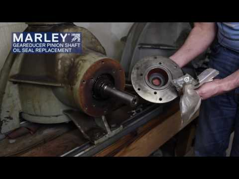 Marley Pinion Shaft Oil Seal Replacement