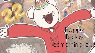 SomethingelseYT best moments// birthday gift\\