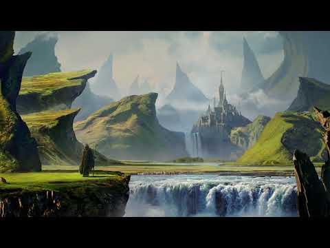 Feel the Adventure! 1 hour of Gotrhic/Skyrim wondering/anbient music