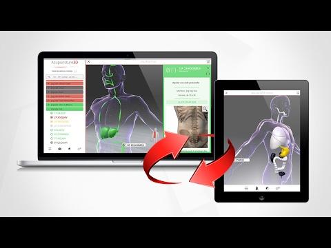 Tutoriel de migration de licence - Acupuncture 3D